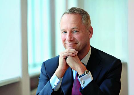Wilhelm Schmid - der CEO von Lange & Soehne