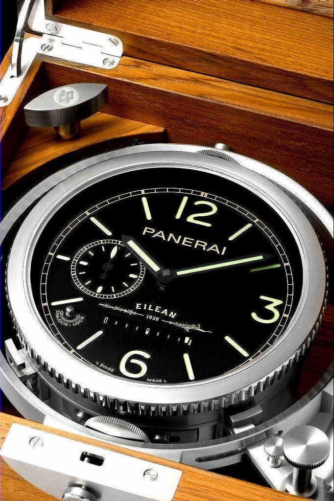 34 - Panerai Marine Chronometer Eilean